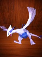 Lugia papercraft by armmm9