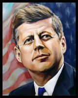 JFK by jevankelley