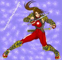 Taki Soul Calibur 4 Outfit by Xpand-Your-Mind