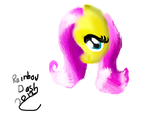 Fluttershy Realism FIRST TRY! by xXxMLP-FiMxXx