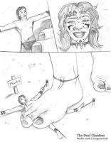 The Deaf Giantess 12 by DragonessLife