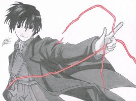 Roy Mustang by jetg10