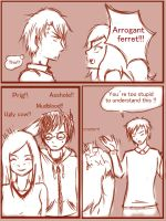 DracoxHermione comic: Attraction by 19Gioia93