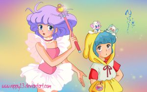Creamy Mami Wallpaper 01 by Nippy13
