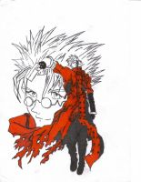 trigun is soooooooooo cool by apisaoa