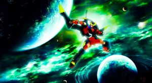 If your gonna dig, dig to pierce the Heavens! by KaizerLagann1987