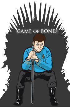 Game of Bones by FireP0wer