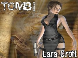 Raider of Tombs : Lara Croft by 2d1fans