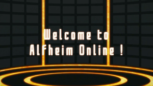 Alfheim Online starting by KuroNeko987