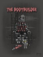 The Bodybuilder by skalica