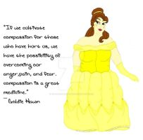 A quote for you Belle by ColdHeartedCupid