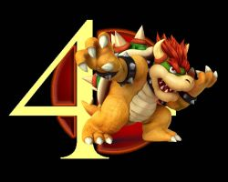 Bowser Koopa The King of Koopas by SondowverDarKRose