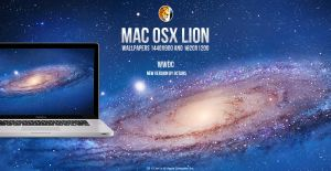 Mac OSX Lion Wallpapers by MathieuBerenguer