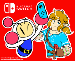 A Link to the Bomberman's Switch by JamesmanTheRegenold
