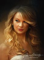 Pretty Face P2- Taylor Swift by artistamroashry