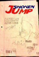 Shonen Jump Cover Issue 1 by Jhackney1337