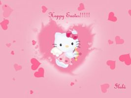 Hello kitty by Ilala