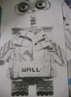 wall e by random-nerdy-weirdo