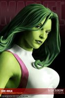 She-Hulk - Jennifer Walters 2 by krzysycd