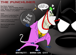 Batmutt: Bark-Um City - The Punchliner by 101Keys