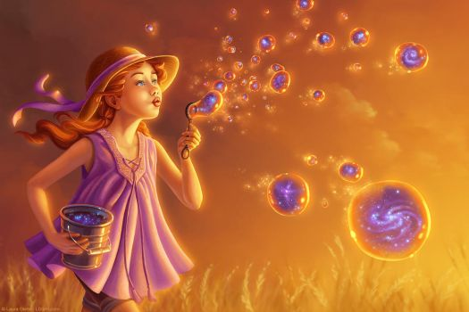 Bubble Galaxies 1/3 - Discovery by ldiehl