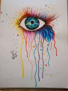 The eye of the soul by janick01