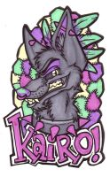 Badge - Kairo by misako