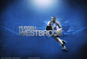 Russell Westbrook by xman20