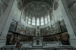 Saint-Vincent Cathedral #4 by FemtoGraphy