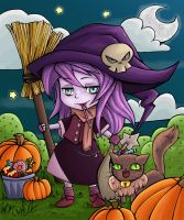 Halloween Contest by Lazaer
