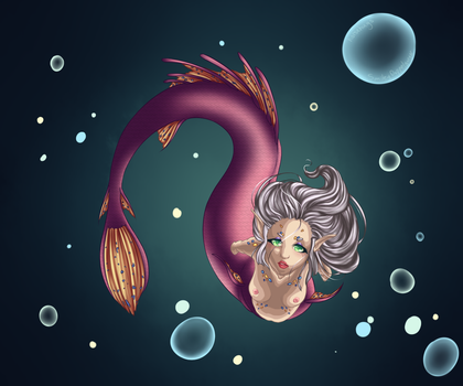 From the Deep by SmileyDoppelganger