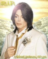 RIP Michael Jackson, 50 yrs by EXalted4