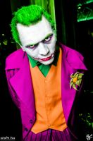 Joker - DC Comics by jotaPeVaz