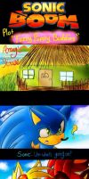 Sonic Boom Comic by sonamycomic