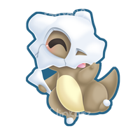 Cubone v2 by Clinkorz