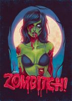 ZOMBITCH! by thenota