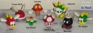 Ceramic Super Mario RPG - Pt1 by HeyLookASign
