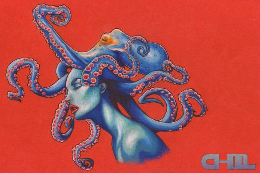 OCTOPUSS by chostopher