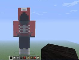 Infamous Reaper : Minecraft by colemacgrath24