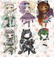 CUSTOM ADOPTS XIV by Lolisoup