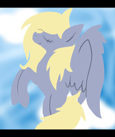 Derpy Hooves Portrait by Void-Adoptables