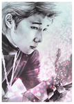 PARADISE - Sunggyu by FrozenTranscendence