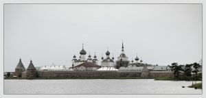 Overcast day at Solovki by NikolaiMalykh