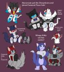 Deceptikitties and Autocats by Ty-Chou