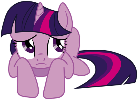 Twilight Sparkle by lookitslaurie