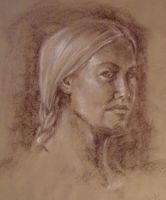 Portrait of a Lady by the-frizz