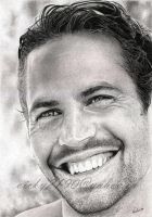 Paul Walker by GreyVic