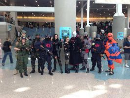 Comikaze 2013 by TheLadyNightshayde