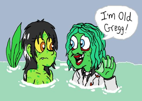 Ae and Old Gregg by El-Drago-800