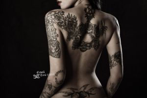 'Body Art' - 2 by erwintirta